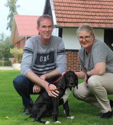 Familie Siedsma mit Delia